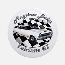 Ford Fairlane GT Ornament (Round)