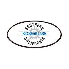 Big Bear Lake California Patches