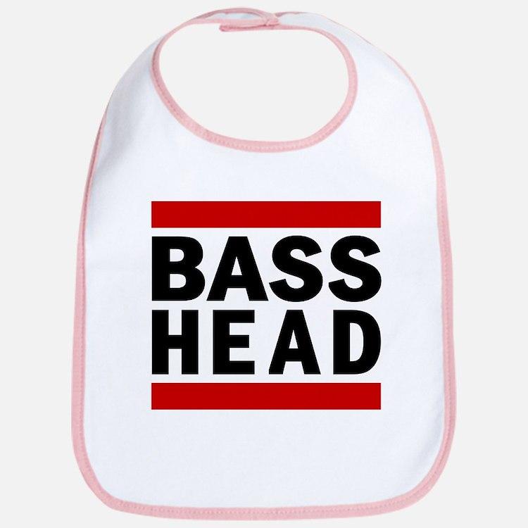 BASS HEAD. Bib