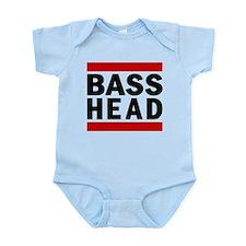 BASS HEAD. Onesie
