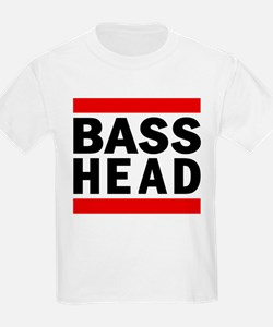 BASS HEAD. T-Shirt
