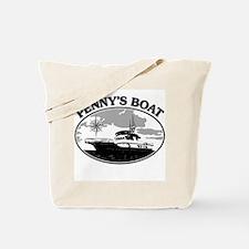 PENNY'S BOAT Tote Bag