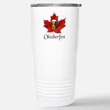 Oktoberfest in Canada Travel Mug