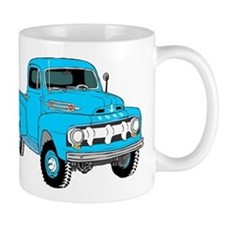 Old Truck Mugs