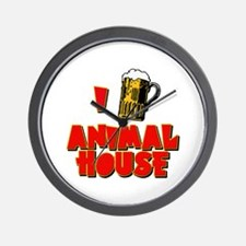 I Love Animal House Beer Wall Clock