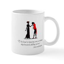 Fond of Dancing Mug
