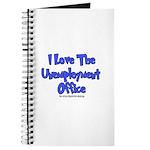 Love Unemployment Office Journal