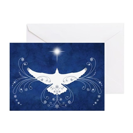 Heavenly Dove Greeting Cards (Pk of 20)