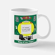 Personalize your own Las Vega Mug