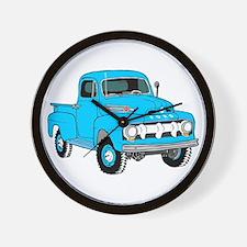 Cute Ford truck Wall Clock