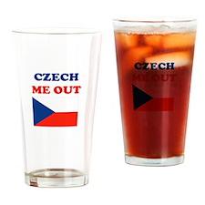 Cute Eastern europe Drinking Glass