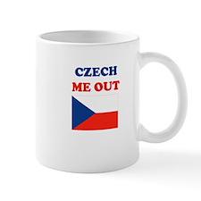 Cute Czech me out Mug