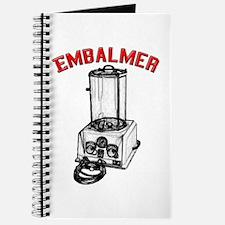 Cute Embalming Journal