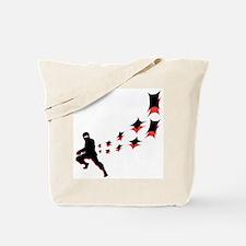 Hip Ninja Tote Bag