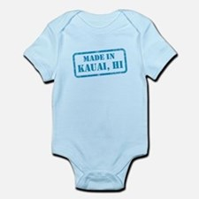 MADE IN KAUAI Infant Bodysuit