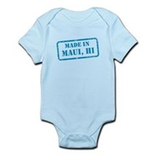 MADE IN MAUI Onesie