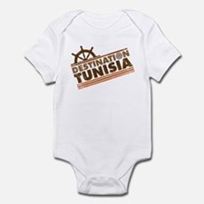 DESTINATION TUNISIA Infant Bodysuit