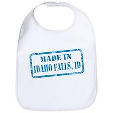 MADE IN IDAHO FALLS Bib