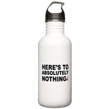 52 - Cheers For No Reason Water Bottle