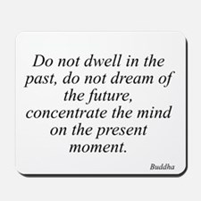 Buddha quote 11 Mousepad