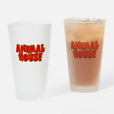 Animal House Drinking Glass