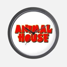 Animal House Wall Clock