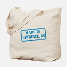 MADE IN LAWRENCE Tote Bag