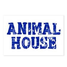Animal House Postcards (Package of 8)