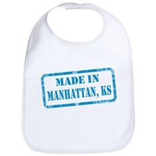 MADE IN MANHATTAN Bib
