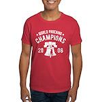 World Phucking Champions 2008 Dark T-Shirt