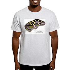Yellow-Blotched Ensatina T-Shirt