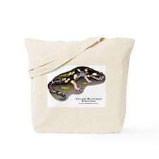 Yellow-Blotched Ensatina Tote Bag