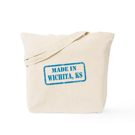MADE IN WICHITA Tote Bag