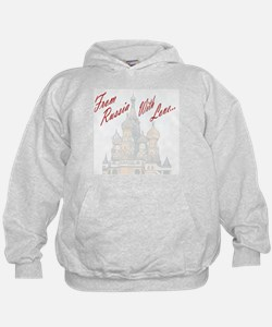 From Russia Hoodie
