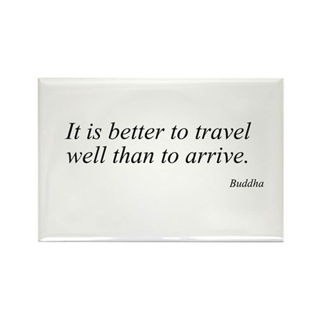 Buddha quote 28 Rectangle Magnet