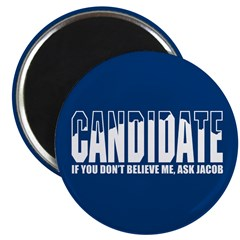 """CANDIDATE 2.25"""" Magnet"""