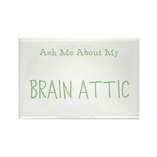 Brain Attic - Magnet
