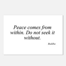 Buddha quote 33 Postcards (Package of 8)