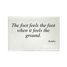 Buddha quote 35 Rectangle Magnet