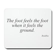 Buddha quote 35 Mousepad