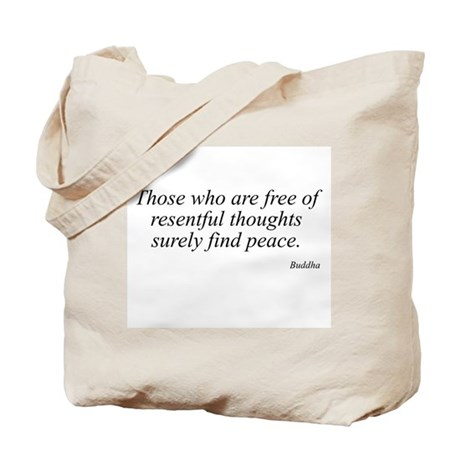 Buddha quote 44 Tote Bag