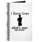 Cool Policeman designs Journal