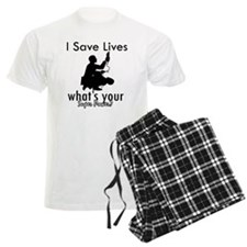 Cool Paramedic designs Pajamas