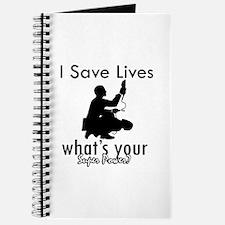 Cool Paramedic designs Journal