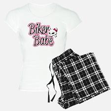 Biker Babe Pajamas