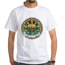 Imbolc Pentacle Shirt