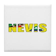 Nevis Tile Coaster