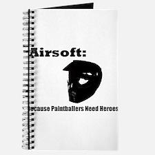 Errghhh Paintball Journal