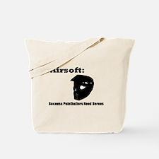 Errghhh Paintball Tote Bag