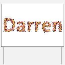 Darren Fiesta Yard Sign